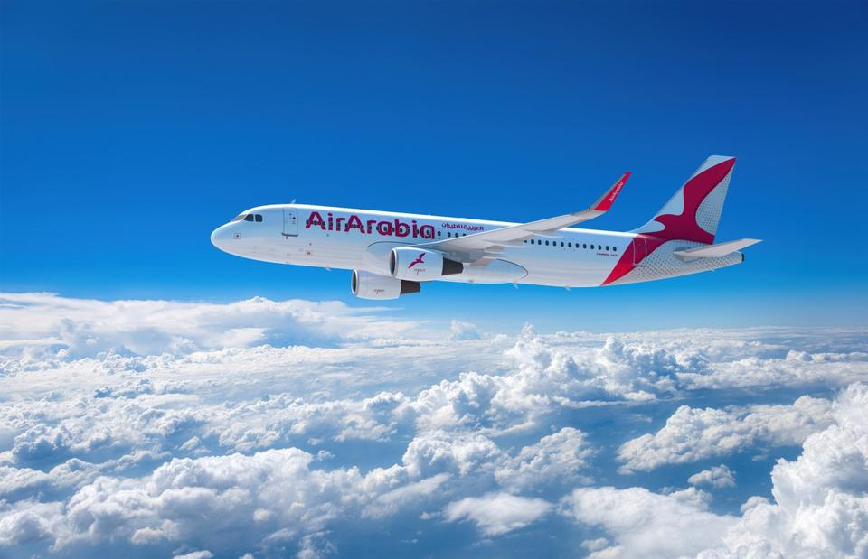 More about Air Arabia's new flight route to Antalya