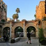 Tourism in Antalya. Turkey
