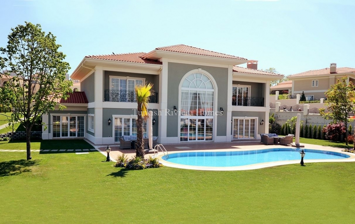 Top 10 Reasons to Invest in Villas for Sale in Antalya