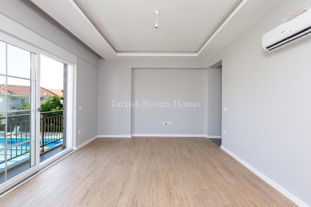 Modern Lifestyle Apartment in Kemer Town of Antalya-Drawing-Room