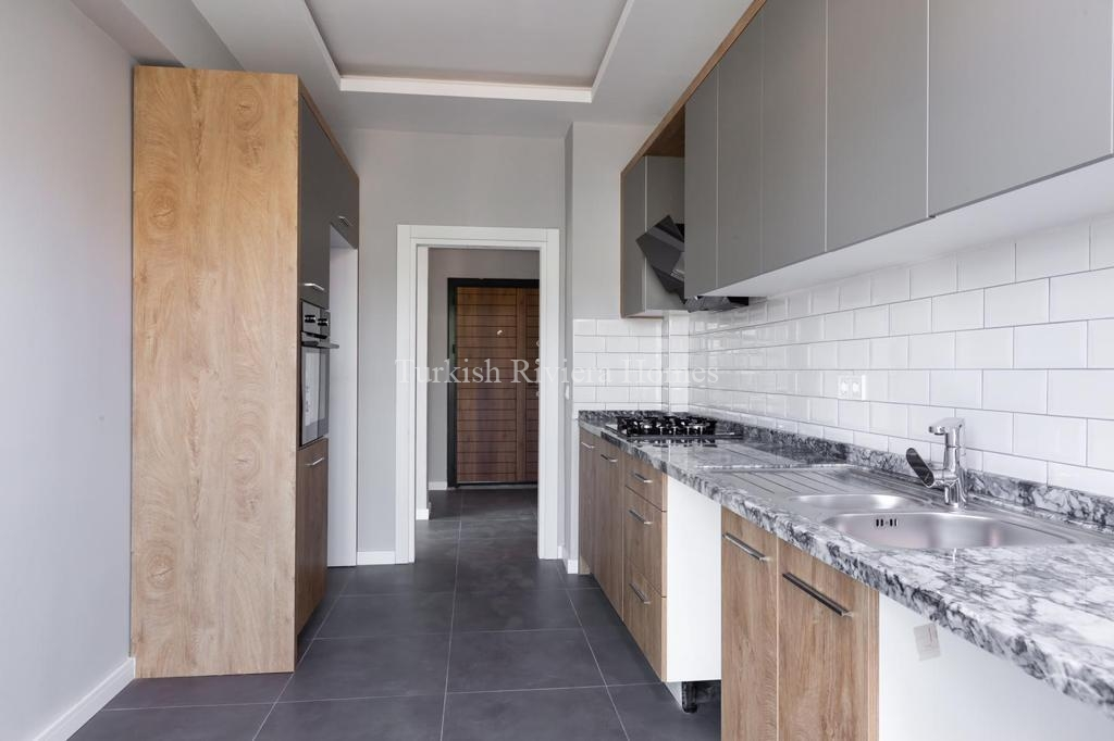 Modern Lifestyle Apartment in Kemer Town of Antalya-Kitchek-2