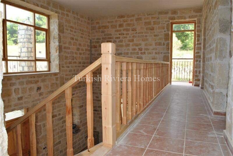 Modern Stone Built Private Villa for sale in Side-Corridor-Balcony