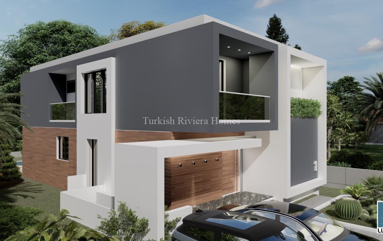 Contemporary Villa for Sale