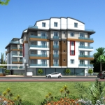 Luxurious Apartments in the Konyaalti Antalya for Sale