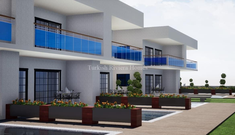 Modern Contemporary 3 Bedroom Villa for Sale in Belek-Freatured