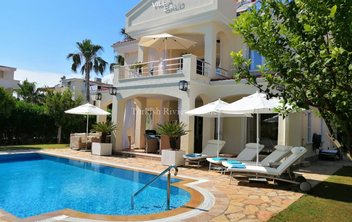Invest in a Villa for sale in Turkey – Get Complete Peace of Mind