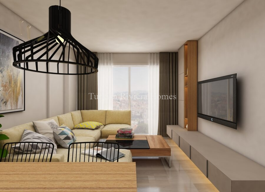 Real Estate Project in Kepez