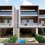 New Semi-Detached Villa in Konyaaltı Antalya