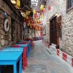 Renovated Mansion for Sale in The Old City Antalya