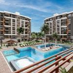 Stylish Residences for Sale in Kepez Antalya