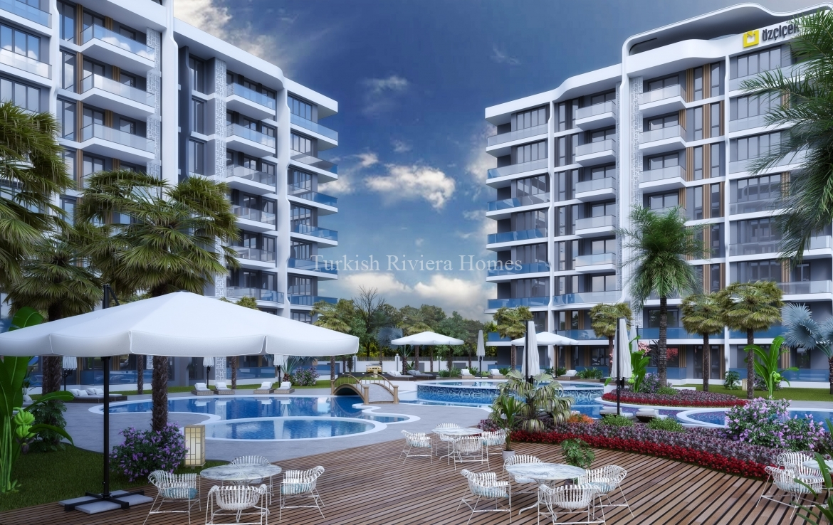 Luxurious 3+1 Apartment for Sale in Antalya