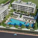 3+1 Apartments Up for Sale in a Plush Antalya