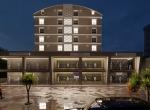 Luxurious Apartments Close to Goksu River, Antalya-Featured-Night-View2