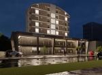 Luxurious Apartments Close to Goksu River, Antalya-Featured-Night-view