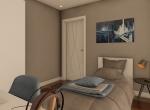 Luxurious Apartments Close to Goksu River, Antalya-Study